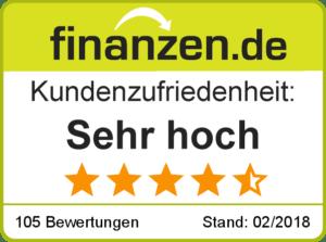 Siegel Finanzen.de Holger Rasch
