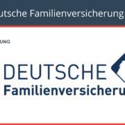 Die Pflegeversicherung Spezialisten informieren - Pflegeversicherung Deutsche Familienversicherung