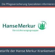 Die Pflegeversicherung Spezialisten informieren - Pflegeversicherung Hanse Merkur