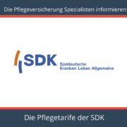 Die Pflegeversicherung Spezialisten informieren - Pflegeversicherung SDK