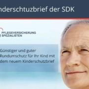 Kinderschutzbrief der SDK 1